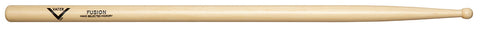 Vater VHFW Fusion Drum Sticks Round Wood Tip American Hickory Wood