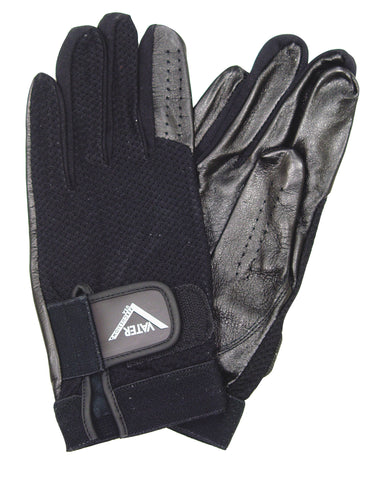 Vater VDGL Professional Drumming Gloves Synthetic Leather Large