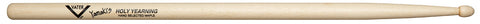 Vater VMHOLYW Hideo Yamaki's Holy Yearning Hickory Wood Tip Drum Stick