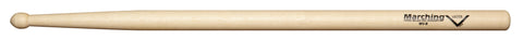 Vater MV8 Marching Drum Sticks Hard Felt Wood Non-Slip Grip Percussion