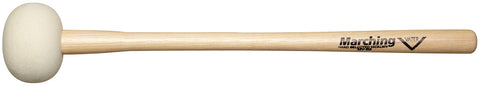 Vater MV-B5 Extra Large Marching Bass Drum Mallets Hard Felt Wood