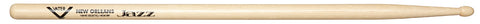 Vater VHNOJW New Orleans Jazz Drum Sticks Hickory Wood