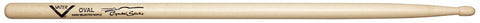 Vater VMCOW Percussion Sugar Maple Oval Wood Tip Cymbal Drum Sticks