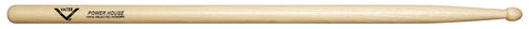 Vater VHPHW Power House Wood Tip Drum Sticks American Hickory