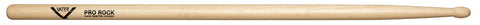Vater VHPRW Pro Rock Wood Tip Drum Sticks American Hickory