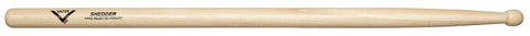 Vater VHSHW Shedder Wood Tip American Hickory Drum Sticks