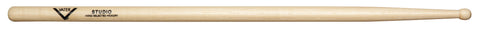 Vater VHSW Studio Wood Tip Hickory Drum Sticks