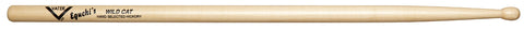 Vater VHWCATW Eguchi Nobuo's Wild Cat Hickory Wood Drum Sticks
