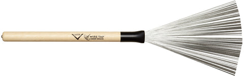 Vater VWTW Wire Tap Wood Handle Non Retractable Wire Brush 5A Sized