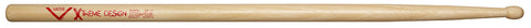 Vater VXD5AW Xtreme Design 5A Wood Tip Hickory Drum Sticks Pair