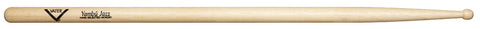 Vater VHTYJ Yambu Jazz Wood Tip Hickory Wood Drum Sticks