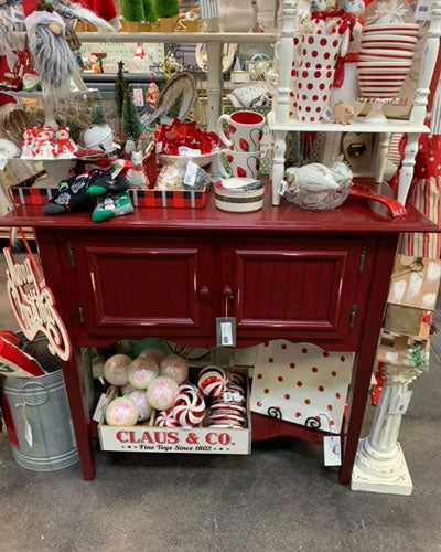 Holiday Decor & Great Gift Ideas