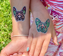 Halloween Edition Temporary Tattoos - Personalized Mailer