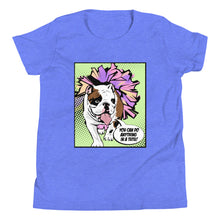 Bulldog TuTu - Youth Short Sleeve T-Shirt