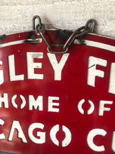 Load image into Gallery viewer, Wrigley Metal Sign-Cubs