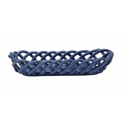 Ceramic Baguette Basket
