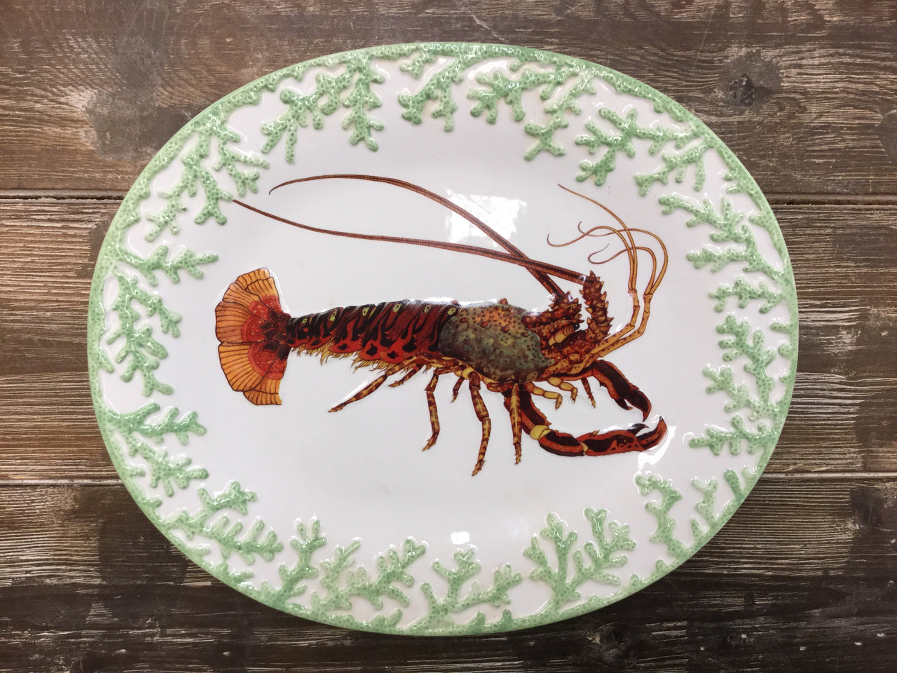 Lobster Oval Platter SA0135