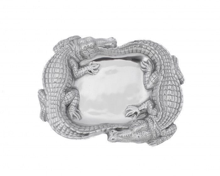 Arthur Court Alligator Catchall A104102