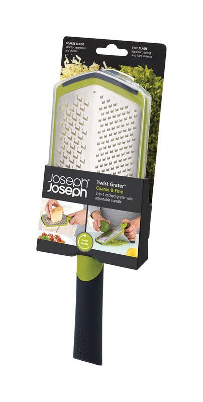 Joseph Joseph Twist Grater Coarse and Fine  J20017