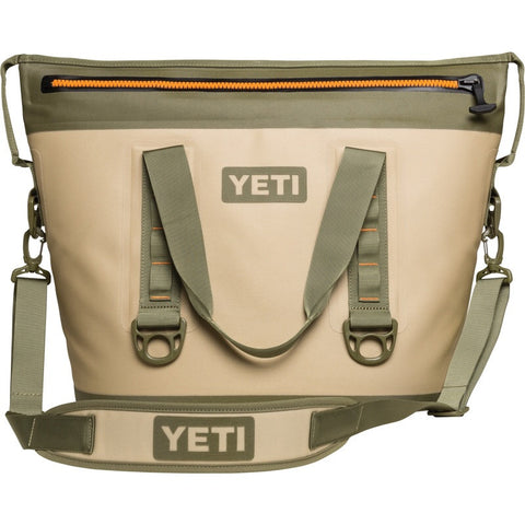 Yeti Hopper Two 30 Soft Side Cooler Field Tan 8679995