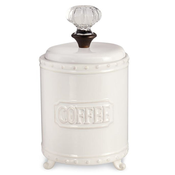 Mudpie Door Knob Coffee Canister  M4931006