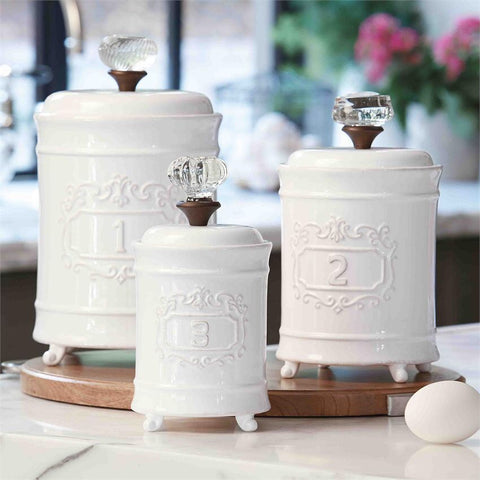 Mudpie Circa Canister Set M4931002