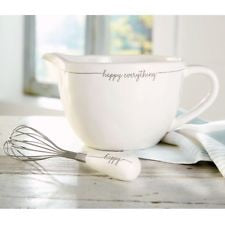 Mudpie Happy Everything Mixing Bowl Set M4605031