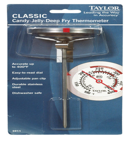 Taylor Classic Candy/Deep-Fry Thermometer 64582