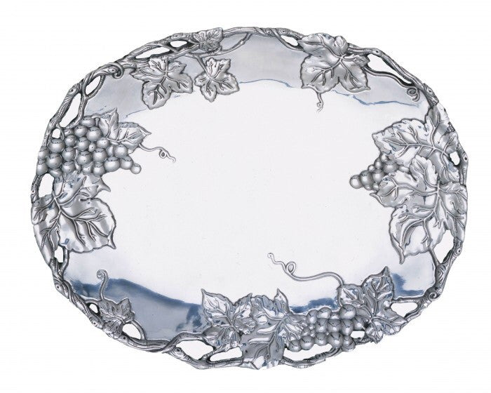 Arthur Court Grape Oval Platter A102020