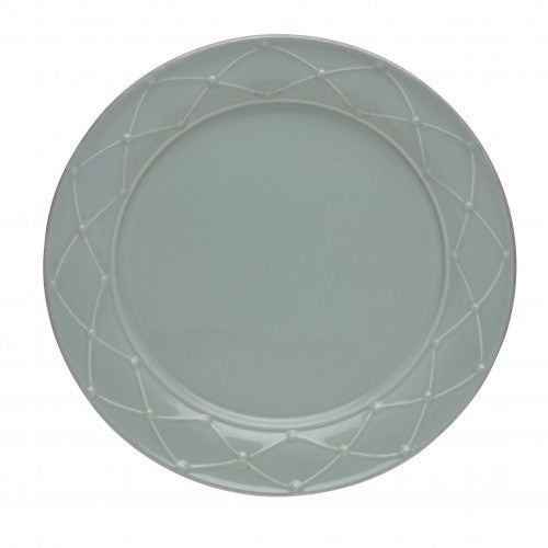 Meridian Round Salad Plate Decorated