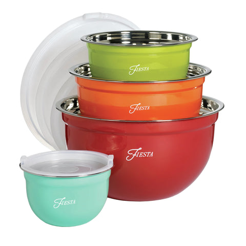 Fiesta 8pc. Mixing Bowl Set F350199
