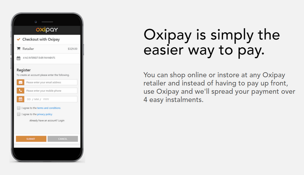 Later Gator and Oxipay To Buy Now Pay Later