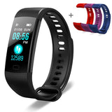 Sport Smart Watch Health Fitness Tracker With 3X Adjustable Wrist Band Strap
