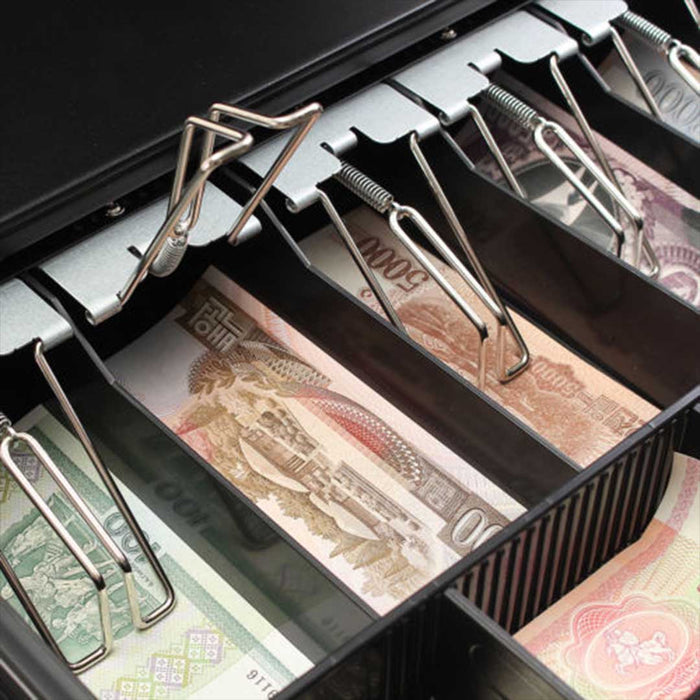 4-Bills-8-Coins-Cash-Tray-With-Lockable-Lid-Heavy-Duty-Spare-Cash-Tray-Black-HEY-CashDrawerWithLid-afterpay-laybuy-latitudepay