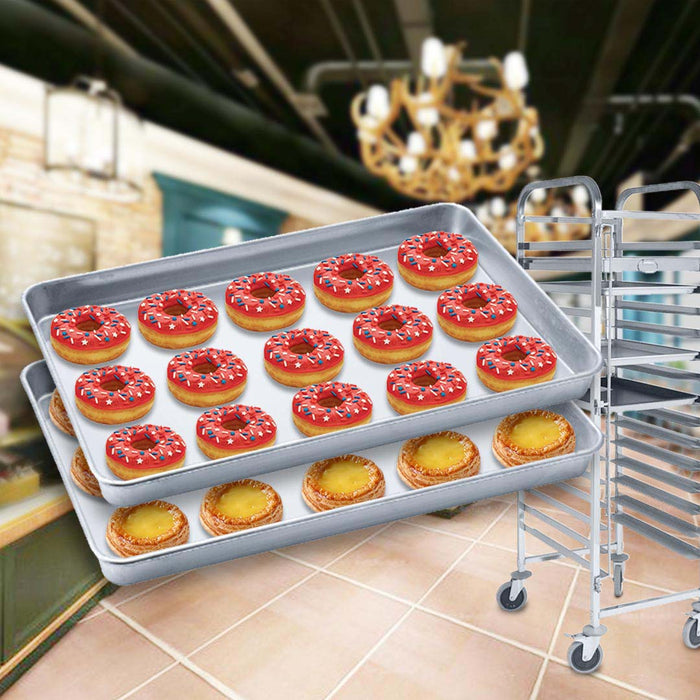2-x-Aluminium-Oven-Baking-Pan-Cooking-Tray-for-Baker-Gastronorm-60*40*5cm-HEY-GastronormPlate6040X2-afterpay-laybuy-latitudepay