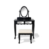 Luna Dressing Table Set