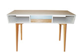 Solid Wood Console Table With Drawer