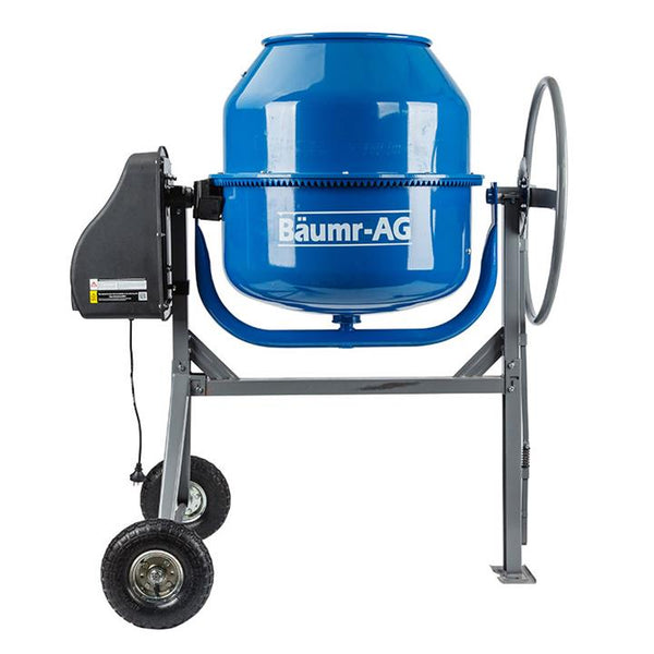 Baumr-AG 210L Portable Electric Cement Mixer