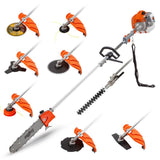 MTM - 62cc 9in1 Long Reach Petrol Pole Tool - MTX900