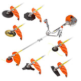 MTM 62cc 7in1 Petrol Brush Cutter Pole Saws - MBX700