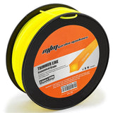 Yellow 120m Square Edge Trimmer Line