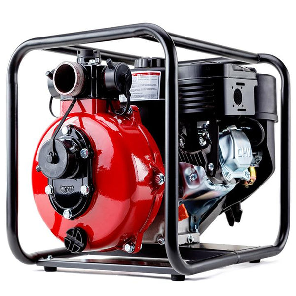"2"" High Pressure Petrol Water Pump - PRP-02P Series II"