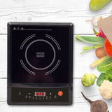 Kitchen Couture Induction Cooktop Portable Kitchen Cooker With Bonus Pot
