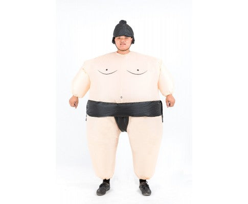 Sumo Inflatable Fan-Operated Costume