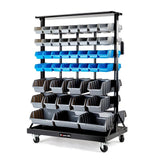 Baumr-AG 88 Double-Sided Bin Storage Rack - M88