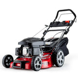 "Baumr-AG 18"" Self-Propelled Petrol Lawn Mower - 750SX Series II"