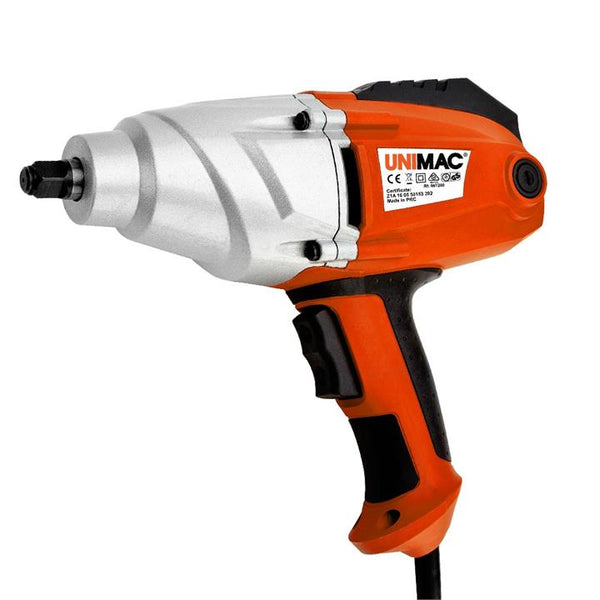 "1/2"" Digital Impact Wrench with Case - DX-200 Pro-Series"