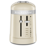 KitchenAid Design 2 Slice Toaster Almond Cream 5KMT3115AAC