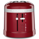 KitchenAid Design 4 Slice Toaster Empire Red 5KMT5115AER