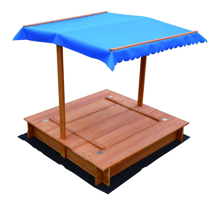 Kids-Wooden-Toy-Sandpit-with-Canopy